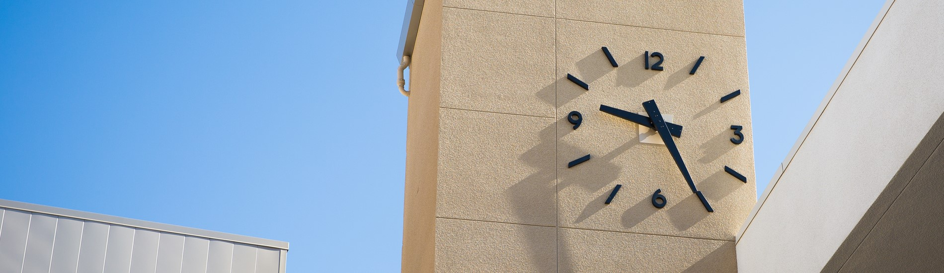 PHS clock tower